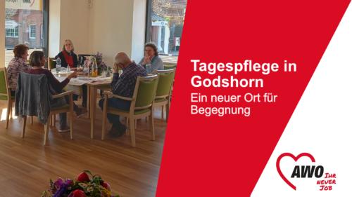 Tagespflege in Godshorn: ein neuer Ort für Begegnung