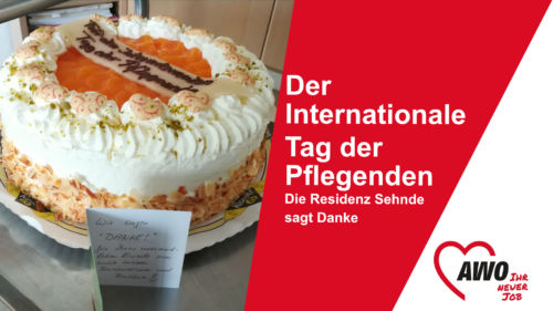 Der Internationale Tag der Pflegenden