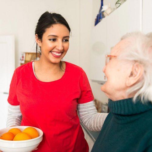 Pflegehilfskraft (m/w/d) für Wochenenden